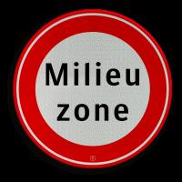 Milieuzone Utrecht oktober 2016