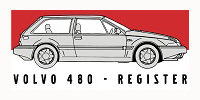 Volvo 480-Register
