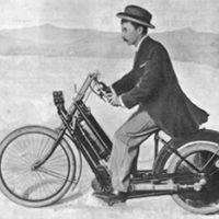 Evenement rond 125 jaar motorfiets in Nederland