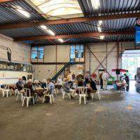 FEHAC vrijwilligers-barbecue 2020