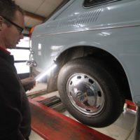 Vrijwillige inspectie en preventief onderhoud van klassiekers